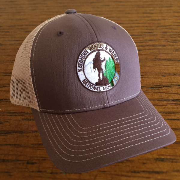 Katahdin Woods and Waters Ball Cap